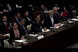 Gambia asks UN court to 'stop genocide' in Myanmar