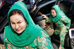 Rosmah faces second round of questioning