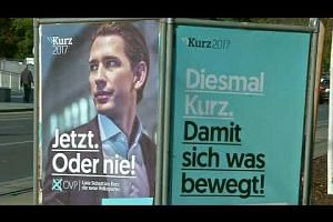 Kurz's fresh face may keep Austria's old conservatives in power
