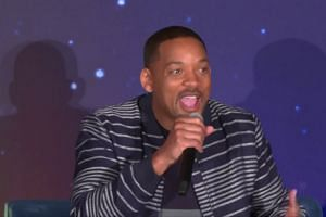 Will Smith speaks about his initial fear of making 'Aladdin'