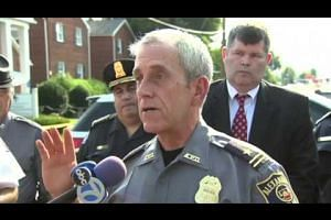 Alexandria police chief says five people taken to hospitals after shooting