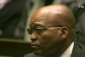 Jacob Zuma hit with arms deal corruption charges