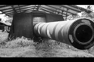 Monster guns: The British batteries in Singapore during WWII