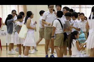 Choosing a secondary school after PSLE