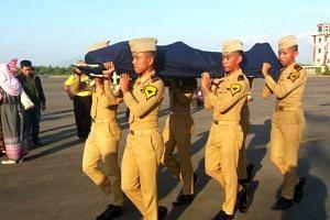 Indonesia's air control hero dies to save pilot
