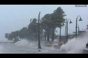 Hurricane Maria grows, takes aim at Caribbean