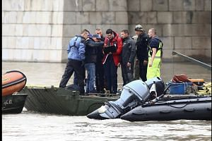 Hopes fade of finding survivors in Budapest boat disaster