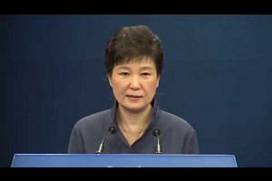 South Korea's Park Geun Hye removed from office