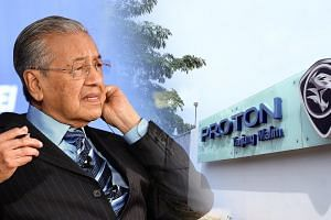 Govt aiming to have new national car company, says Tun M