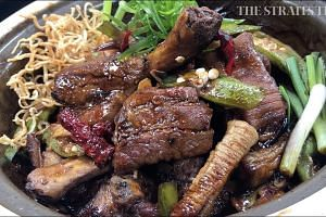 Hed Chef Recipe: Dry Bak Kut Teh – Perfect for Father's Day | The Straits Times