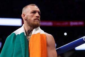 MMA fighter Conor McGregor in custody following van-smashing rampage
