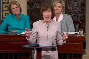 Collins to vote 'yes' on Kavanaugh