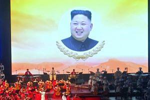 North Korea celebrates 70th birthday with parade