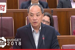 A forward-looking Budget for the future: MP Low Thia Khiang