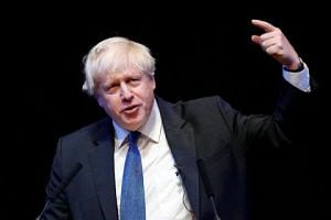 British PM candidate Boris Johnson to face trial over Brexit comments