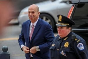 US Ambassador Sondland arrives for impeachment hearing