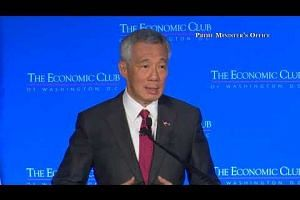 Speech at the Economic Club of Washington, DC
