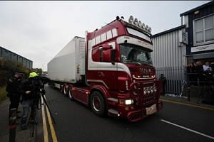 Victims found dead in truck in Britain were Chinese: Police