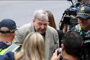 Cardinal George Pell convicted of child sex abuse