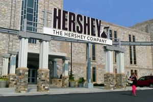 Hershey to buy Amplify Snack for US$1.6 billion