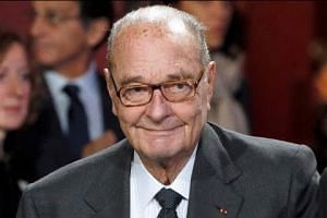 Former French President Chirac dies aged 86