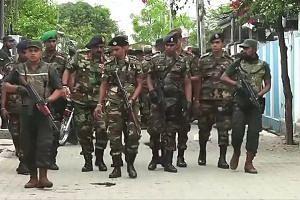 Children among 15 killed in Sri Lanka shoot-out