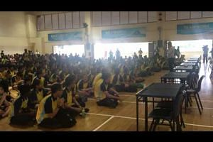 Crest Secondary students preparing to receive N-level results