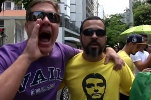 Brazil's right-wing Bolsonaro wins presidency