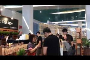 Singapore Coffee Fest: Festival go-ers at Oriole Coffee + Bar