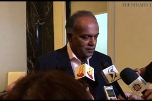 Home Affairs and Law Minister K. Shanmugam on consulting Muslim scholars over Penal Code review