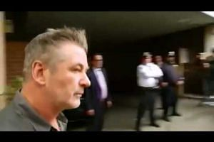 Alec Baldwin charged over New York parking spot fight