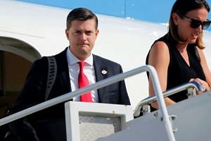 FBI followed protocol in Rob Porter background check: Wray