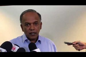 Shanmugam on extradition of StanChart robbery suspect