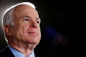 'I lived and died a proud American': John McCain