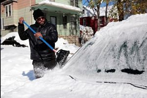 US Midwest, Northeast hit by Arctic blast