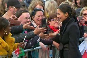 Prince Harry, Meghan Markle invite public to their wedding