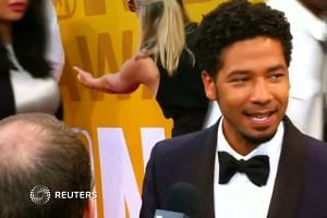 Empire star assaulted in possible hate crime