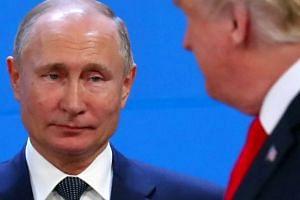 Mueller sends Russia probe report to DOJ