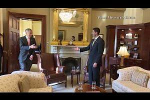 PM Lee meets US Senate members during his visit to Washington