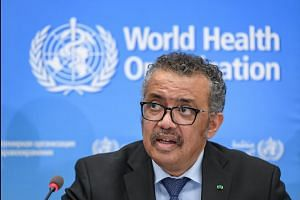 Coronavirus risk at very high global level warns World Health Organisation