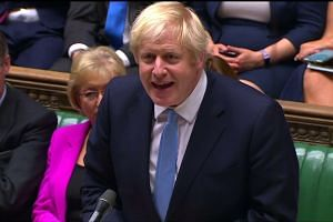 'I will not delay Brexit' says Boris Johnson after vote