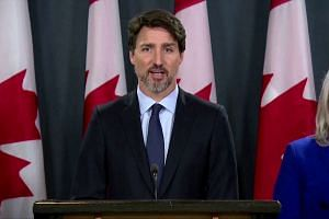 Black boxes from Iran crash should be sent to France: Trudeau