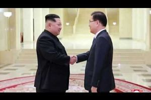 North Korea open to talks with US and halting nuclear pursuit during negotiations: South