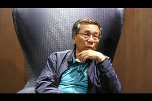 Genting chairman Lim Kok Thay on how he built up his cruise business