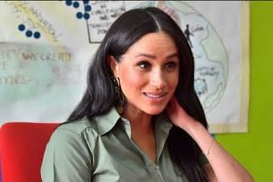 Meghan sues British newspaper over letter