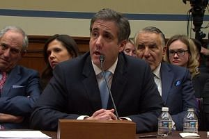 Cohen says Trump ordered him to make 500 threats