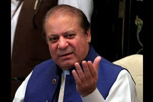 Ex-Pakistani leader Sharif gets 10 years in jail