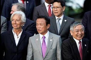 G-20 convenes with no sign of a US-China breakthrough