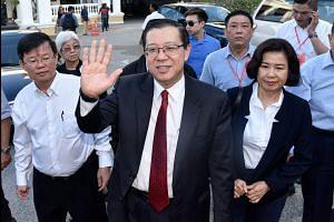 Guan Eng's high profile graft trial begins