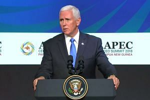US Vice-President Pence vows no end to tariffs until China bows
